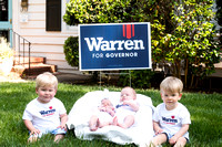 Warren for gov