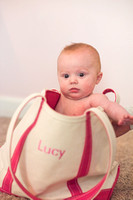 Lucy Snow - 4 months